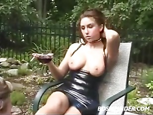 Picture Poolside Femdom