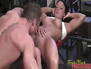 Muscle Bound Fuck...