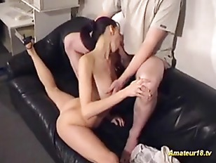 Picture Flexible Gymnast Gets Fucked And Takes Oral