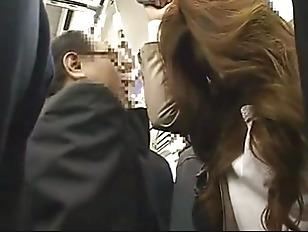 Shy Girl In Public...