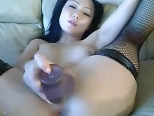 Hot Asian Masturbation Solo...