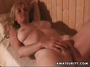 Amateur Wife Fucks In...