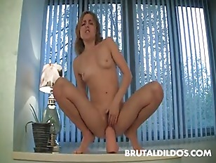 Hairy bush solo play...