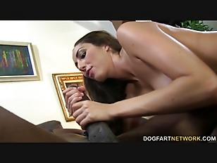 Angelica Saige Takes Mandingos...