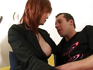 Redhead Milf Get Fuck...