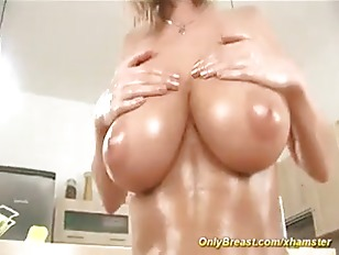 Extremely Huge Boobs Alone...