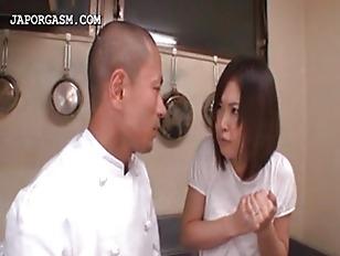 asian waitress porn mature black ebony tube