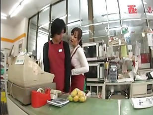 Picture Supermarket Rookie Wife Milf Asian