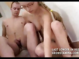 Picture Young Girl 18+ Gets It On With Her Boyfriend