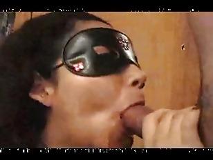 Masked Latina Cum Seeker...