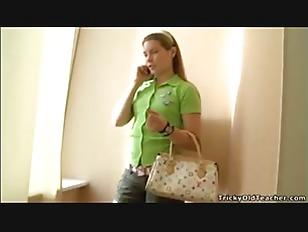 Nina with Tricky teacher