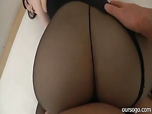 Picture Sex In Her Pantyhose