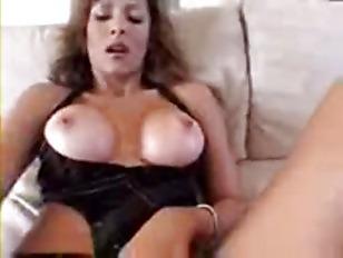 Her Hot Milf Tits...