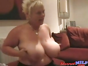 Picture MILF Madness Huge Tits Mature Playing
