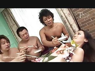 Shushi porn vids, party girls get nacked self shot