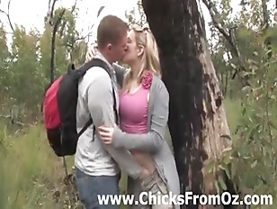 Picture Amateur Guy Licks Girlfriends Cunt Outdoors