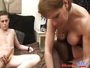 Picture Kinky British Cougar