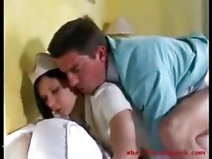 Brunette Nurse Sex Video...
