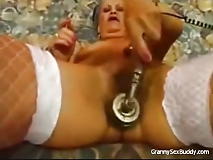 Picture Granny Likes Two Cocks At The Same Time