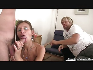 Hot Mature Threesome With...