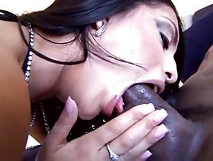 Crazy Hot Latina With...