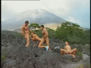 Picture Orgy Outside In Costa Rica