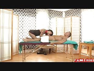 Asian Strip Mall Massage...