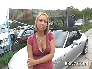 Picture Public Fellatio With Hot Babe