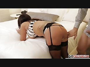 Picture Busty Brunette Brook Ultra Fucked In Hotel
