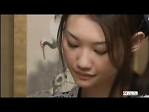 Japanese lesbians in the bath