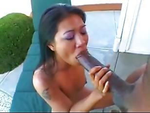 Asian Takes Poolside Bbc...