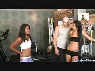Porn Short Gym Vids