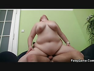 Picture BBW Pucks Up A Dude And Rides His Cock