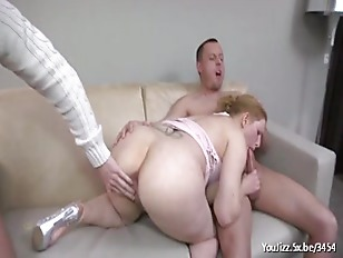 Picture Fiby Double Penetrated