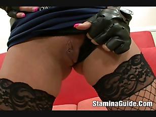 Huge Tits Babe Jessica...