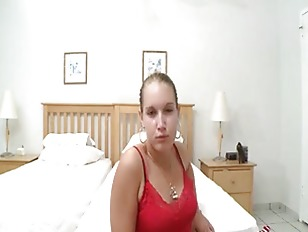 Picture Horny Amateur Rubbing Her Vagina Lips