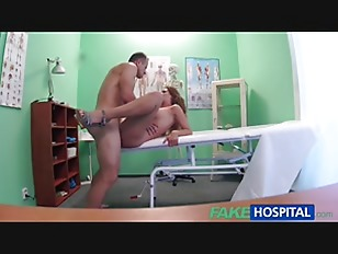Doctor fucks minx in...