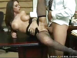 Picture Rachel Roxx Screwed On A Desk