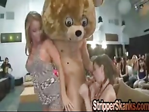 Party Girl Lets Stripper...