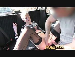 Posh Blonde Has Sex...