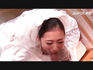 Picture Japanese Bride Gets Fucked Good