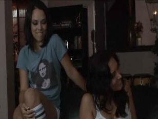 Kristina Rose and Zoe Britton hot lesbian love