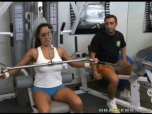 Francesca Le Workout Fucking...