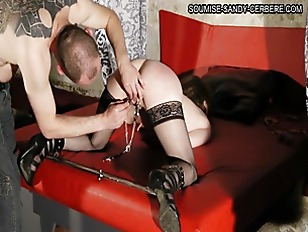 Picture Soumise Sandy French Bdsm Porn