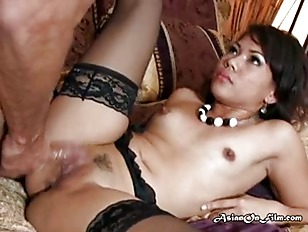 Asian With Small Tits...