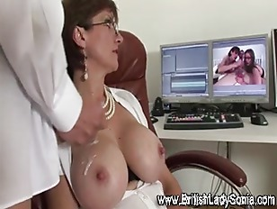 Lady sonia blowjob