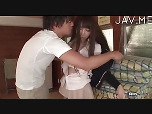 Teen girl Haru hot...