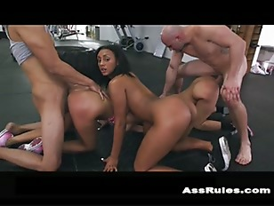 Assparade Orgy At The Bangbros