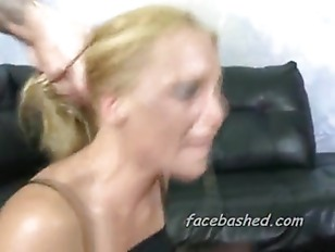 Throat Fucked And Gagged...