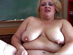 Chubby milf teacher